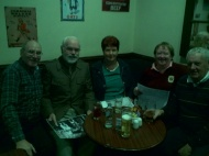 Mick Keogh, Tommy & Eileen Caffery,  Anne Heirlihy & Joe Keogh