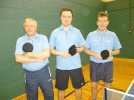 Paintworld sponsered Leixlip 1, who won the Division 1 Cup, League and Shield