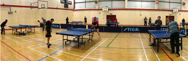 Dundrum Table Tennis Coaching